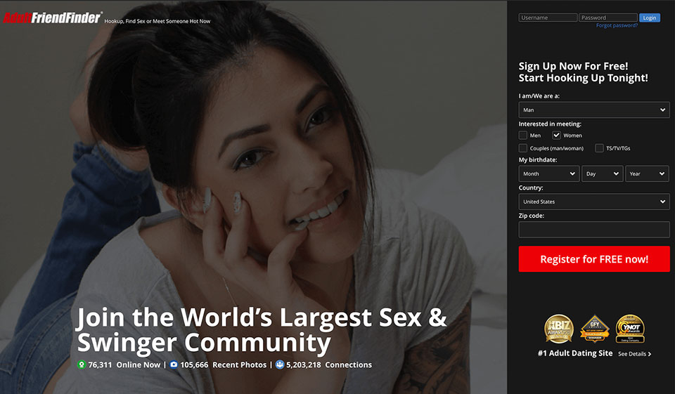 Adultfriendfinder.com Review For 2021 – Why Is It So Special?