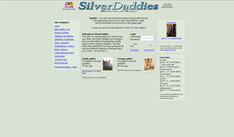 SilverDaddies Review For 2021 Find Your Sponsor